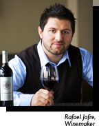Rafael Jofre, Winemaker